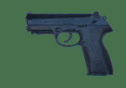 Beretta 9MM PX4 handgun