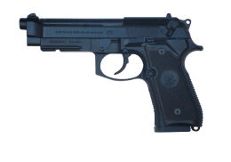 Beretta 9MM 92 handgun