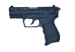 WALTHER 380AUTO PK380 handgun