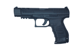 WALTHER 9MM PPQ 5 handgun