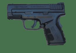 SPRINGFIELD 45ACPP XDMOD2 SUBCOMPACT handgun