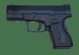 SPRINGFIELD 45ACP XDMCOMPACT handgun