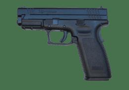 SPRINGFIELD 45ACP XD FULL SIZE handgun