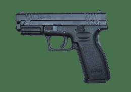 SPRINGFIELD 40SW XD40 handgun