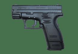 SPRINGFIELD 40SW XD40 SUBCOMPACT handgun