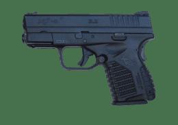SPRINGFIELD 9MM XDS handgun