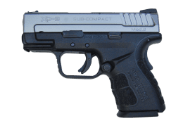 SPRINGFIELD 9MM XDMOD2 SUBCOMPACT handgun