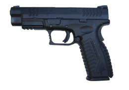 SPRINGFIELD 9MM XDM9 handgun