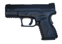 SPRINGFIELD 9MM XDM9 COMPACT handgun