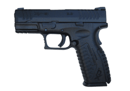 SPRINGFIELD 9MM XDM9 COMPACT FSG handgun