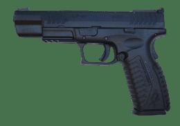 SPRINGFIELD 9MM XDM5.25 handgun