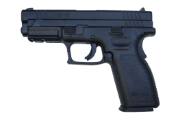 SPRINGFIELD 9MM XD9 handgun