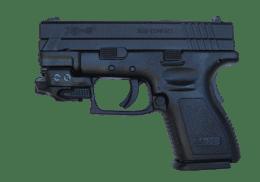 SPRINGFIELD 9MM XD9 SUBCOMPACT handgun