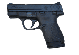 SMITH & WESSON 40SW MP40 SHIELD handgun