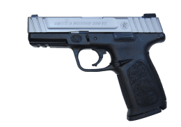 SMITH & WESSON 9MM SD9VE handgun