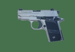 SIG SAUER 380 AUTO P238 handgun