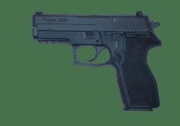 SIG SAUER 45ACP 227 handgun