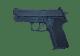 SIG SAUER 40SW 357SIG P229 handgun
