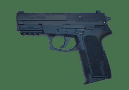 SIG SAUER 9MM SP2022 handgun