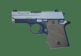 SIG SAUER 9MM P938 handgun