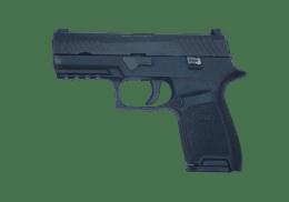 SIG SAUER 9MM P320C handgun