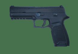 SIG SAUER 9MM P320 handgun