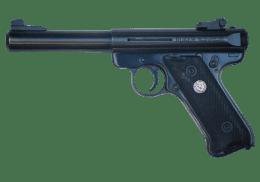 RUGER 22LR MKIII handgun