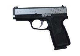 KAHR 9MM CW9 handgun