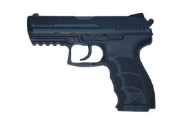 HK 9MM P30 handgun