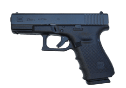 GLOCKD 40SW G23 GEN4 handgun