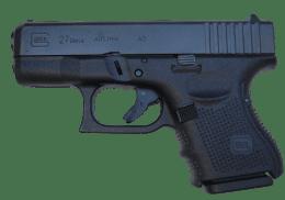 GLOCK 40SW G27 GEN4 handgun