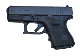 GLOCK 40SW G27 GEN3 handgun