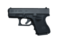 GLOCK 9MM G26 GEN3 handgun