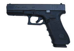 GLOCK 9MM 17 GEN4 handgun
