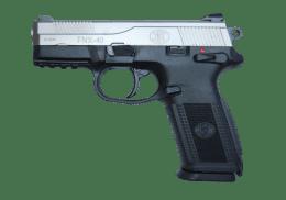 FNH 40SW FNX40 handgun