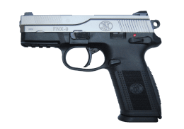 FNH 9MM FNX9 handgun
