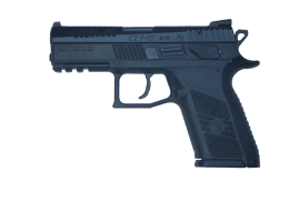 CZ 9MM P 07 handgun