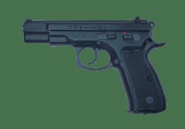 CZ 9MM 75B handgun