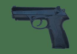 Beretta 40SW PX4 handgun