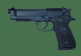 Beretta 40SW 96 handgun