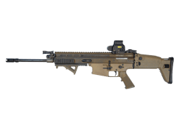 FN 308 SCAR17 FULL AUTO machine gun
