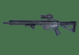 EAC 5.56 EAC 15 machine gun
