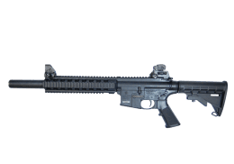 SW 22LR MP15 22 INNOVATIVE ARMS SUPPRESSOR machine gun