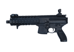 SIG 9MM MPX machine gun