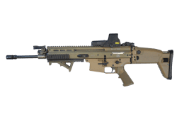 FN 556 SCAR16 FULL AUTO machine gun