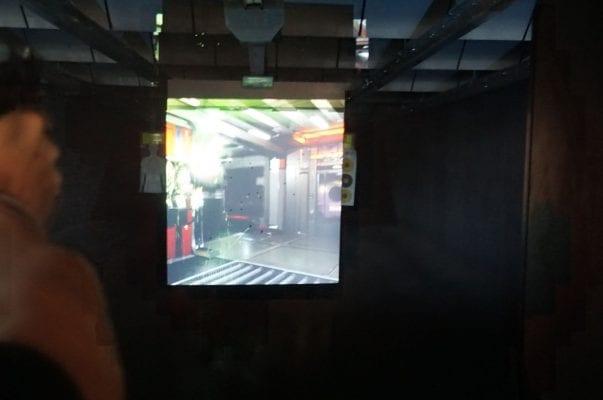 Live Fire Simulator