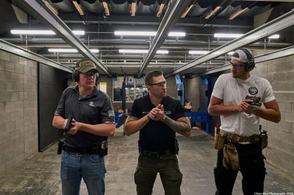 Group Private Shooting Scottsdale