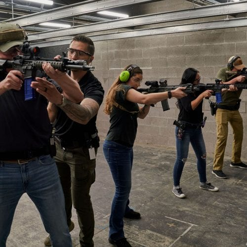 Group Training Rifle