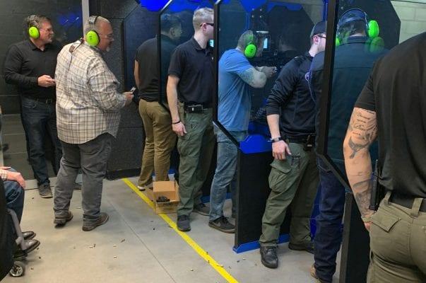 Shooting Range | Gun Range Scottsdale AZ