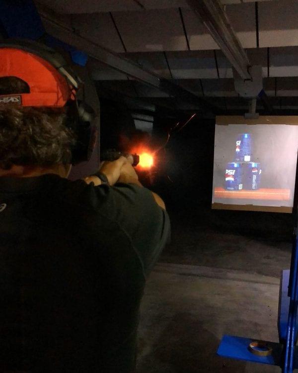 Shooting Simulation | Shooting Range